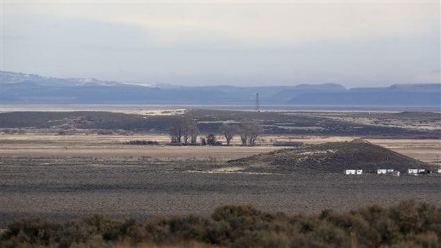 Le refuge Malheur, dans un parc naturel fédéral de l'Oregon