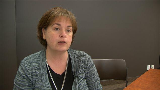 Marie-Claude Gasse, du Réseau des entreprises d'économie sociale en aide à domicile