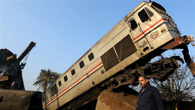L'accident s'est produit tôt jeudi au sud du Caire.
