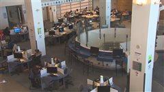 Moins de revues scientifiques : inquiétude à l'Université de Sherbrooke