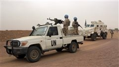 Le Canada envoie une mission pour étudier le travail des Casques bleus au Mali