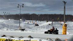 Le Grand Prix Ski-Doo de Valcourt : des retombées de 5 millions $