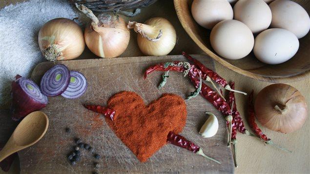 Un menu de la Saint-Valentin selon Colombe St-Pierre