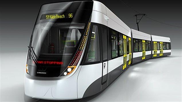 Le train léger sur rail Bombardier Flexity est en service dans plusieurs villes d'Europe comme Manchester, au Royaume-Uni, Istanbul, en Turquie, Rotterdam, au Pays-Bas, Stockholm, en Suède de même que Cologne, Bonn et Francfort, en Allemagne.