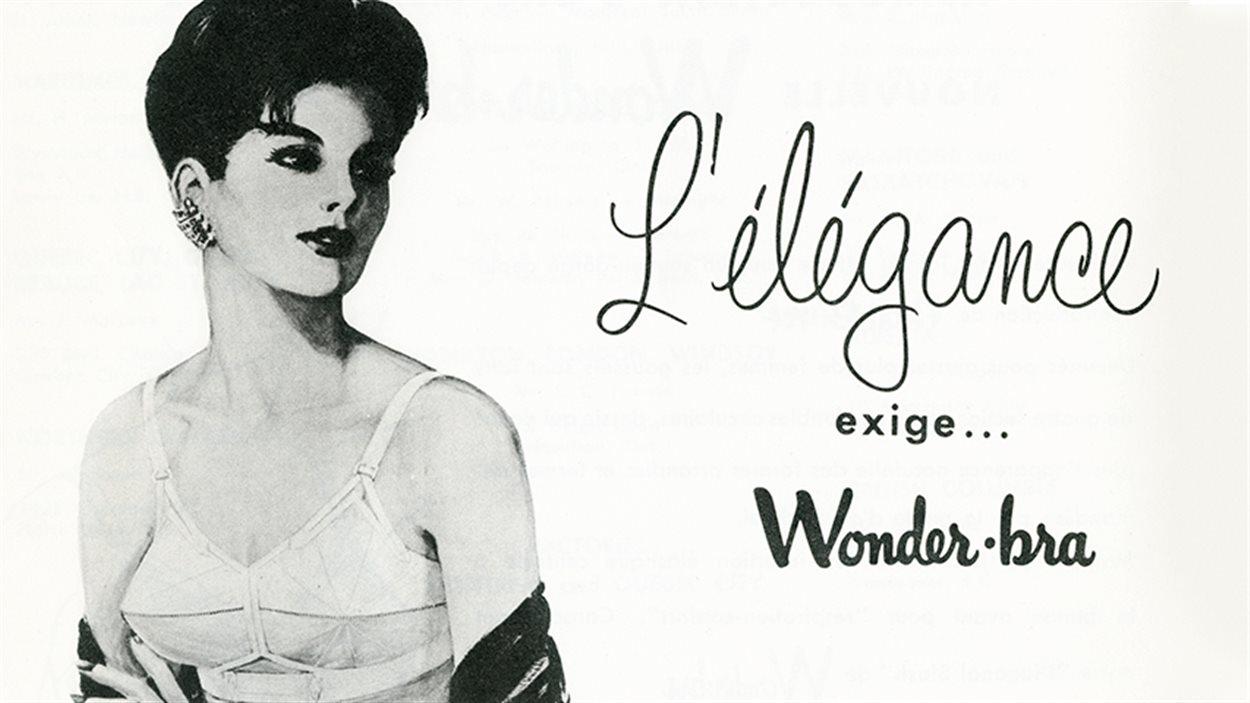 Catalogue Liste de prix WonderBra, 1958