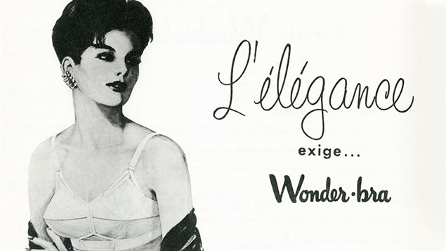 Catalogue Liste de prix WonderBra, 1958