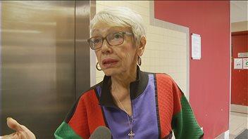 Diane Cianci est préoccupée par le nombre d'incendie qui se déclarent sur une base régulière.