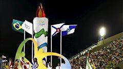 Des accrocs à Rio