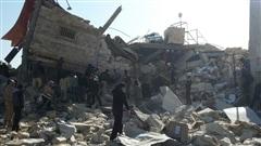 Moscou nie avoir visé la ville d'Idlib en Syrie