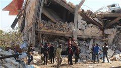 Nombre d'hôpitaux délibérément bombardés lors des conflits, dénonce l'OMS