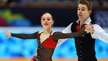 Justine Brasseur et Mathieu Ostiguy