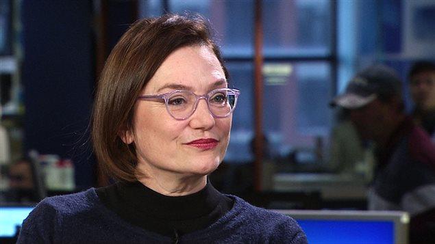 Ségolène Roederer, directrice générale de Québec Cinéma