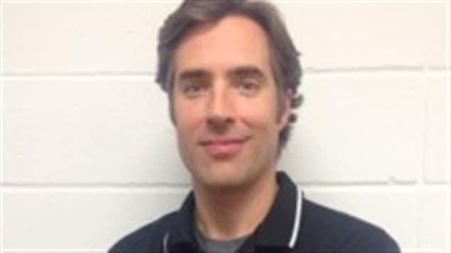 Patrick Boileau, directeur hockey, Academie de hockey Joel Bouchard