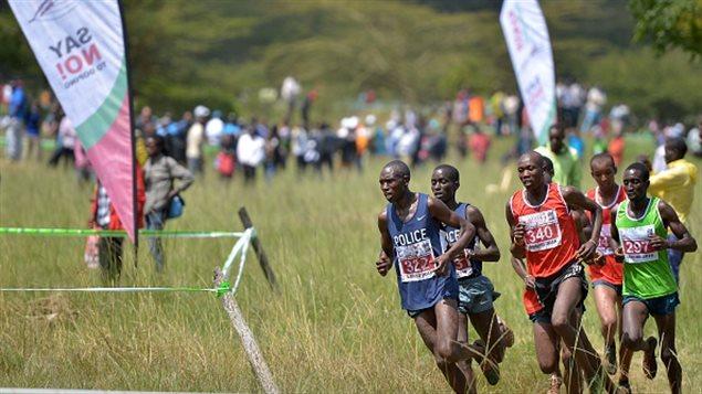 Athlétisme au Kenya