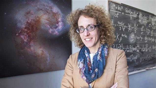 Ce prix permettra à Victoria Kaspi d'approfondir des « idées très précises » dans sa recherche, a indiqué Mario Pinto, président du Conseil de recherches en sciences naturelles et en génie (CRSNG).
