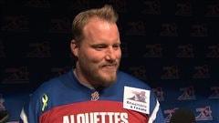 Luc Brodeur-Jourdain pourrait jouer son dernier match à Montréal