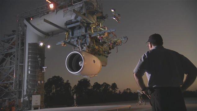 Moteur de Pratt & Whitney