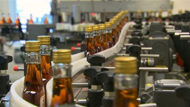 Le rapport Gagné, dévoilé la semaine dernière, recommande principalement de mettre fin au contingentement dans le secteur du sirop d'érable et d'ouvrir davantage l'industrie au libre marché.