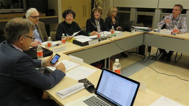 Le conseil d'administration du CIUSSS du Saguenay-Lac-Saint-Jean