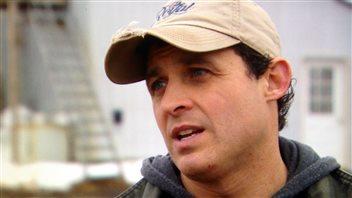Matt Moses est président de l'Association des producteurs de visons de la Nouvelle-Écosse.