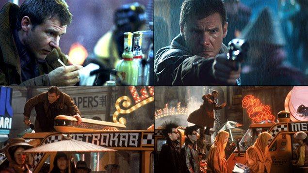 Le film «Blade Runner»
