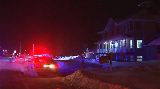 Une homme de 53 ans a été agressé à la sortie d'une maison de thérapie de Laval.