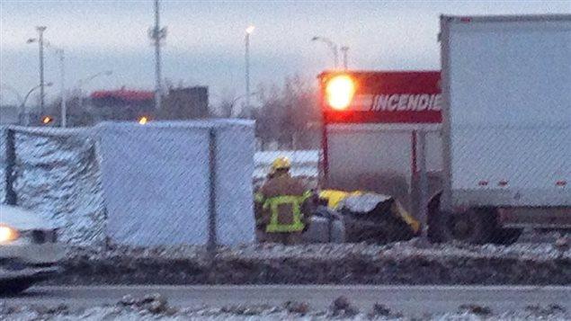 Accident mortel sur l'autoroute 440