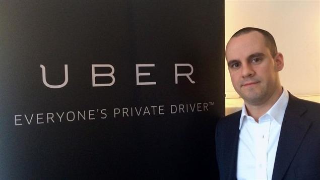 Le patron d'Uber Québec, Jean-Nicolas Guillemette, a passé un très mauvais quart d'heure en commission parlementaire, en fin de journée hier.