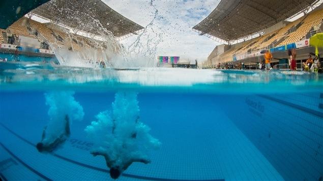 Plongeon à Rio de Janeiro