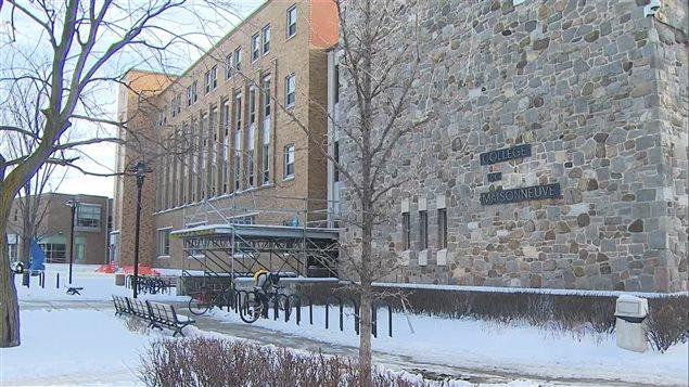 Le Collège de Maisonneuve
