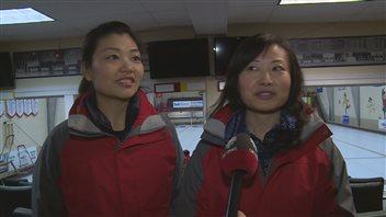 Brisa Wang et Amy Zhang