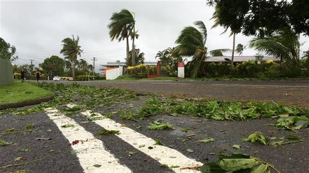 La tempête a détruit des centaines de maisons, ravagé des récoltes et coupé les communications ainsi que des accès routiers dans les secteurs les plus touchés.