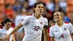 Cure de rajeunissement pour l'équipe féminine de soccer duCanada