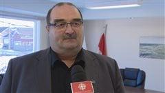 Francis Saint-Pierre, préfet de la MRC de Rimouski-Neigette et nouveau président du Forum de concertation bas-laurentien et du Collectif régional de développement