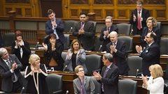 Des allégations de harcèlement sexuel faites contre des députés libéraux ontariens