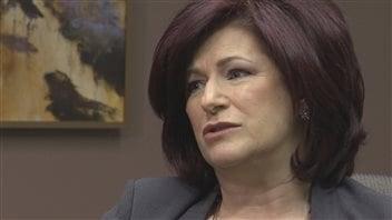 Anne Bertrand est commissaire à l'accès à l'information et la protection de la vie privée au Nouveau-Brunswick.