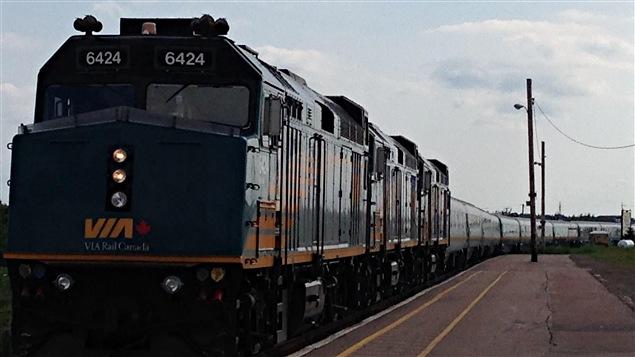 TGF : la Ville de Québec est-elle dans les plans de Via Rail?