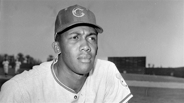 Ferguson Jenkins en 1967 ave les Cubs de Chicago