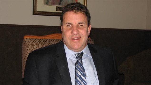 Tim McIsaac est l'un des 10 % des personnes aveugles employées au Canada