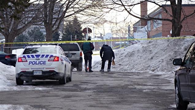 Le Service de police d'Ottawa poursuit son enquête sur le troisième meurtre de l'année.