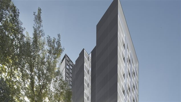 Un projet immobilier qui va revitaliser les abords de la station de métro Lucien-L'Allier