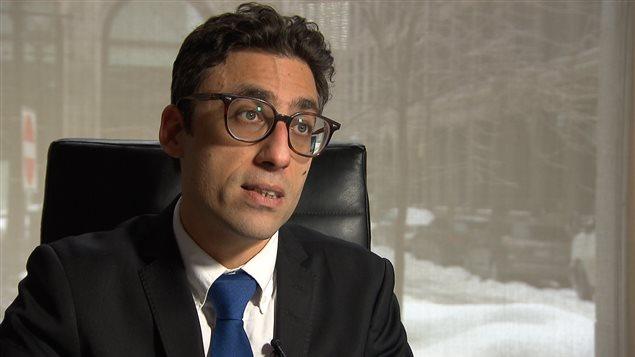 Walid Hijazi, criminaliste.