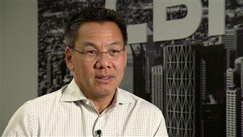 Le directeur régional de CBRE Greg Kwong.