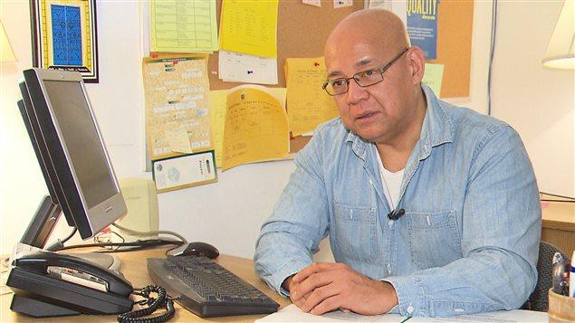 Fo Niemi, directeur général du Centre de recherche-action sur les relations raciales