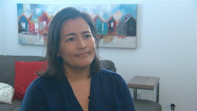 Michelle Audette, ancienne présidente de Femmes autochtones du Québec