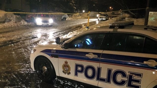 Les policiers enquête sur le quatrième meurtre de l'année à Ottawa.