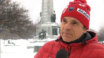 Stéphane Barette, directeur au développement des athlètes et entraîneurs à Ski de fond Canada