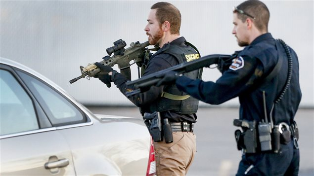 Fusillade à Hesston, dans le sud du Kansas