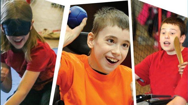 Journées d'initiation aux sports adaptés en Abitibi-Témiscamingue