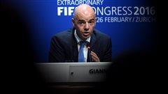 Le président de la FIFA blanchi